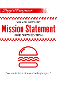 Short and simple. Find the foundation of one of America's all time favorite Burger Joints here!