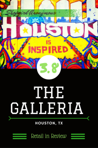 Traveling to Houston? Learn the ins and outs of Houston's most walked about and talked about Mall. What to eat, where to shop, and the less known must sees!