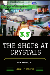 Traveling to Vegas and want a clean, imaginative escape from the crowds and heat? Click here to Discover the magical wonders of The Shops at Crystals.