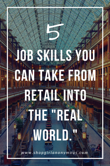 5 Job Skills