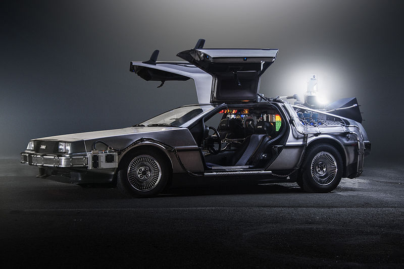O-Reilly's Takes Us Back To The Future