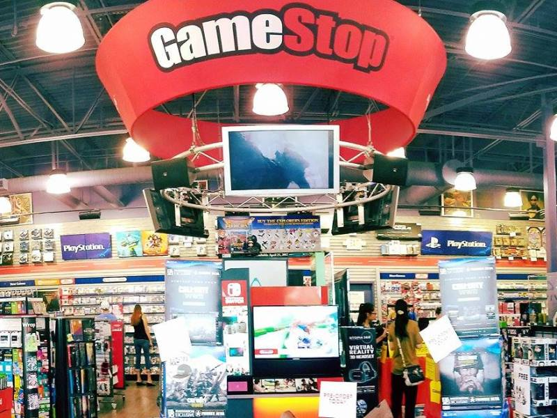 Game Stop Near Me Open Now
