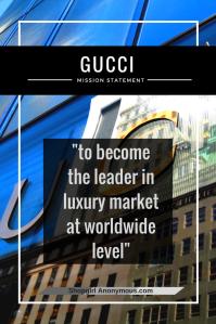 Gucci Mission