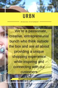 URBN Mission