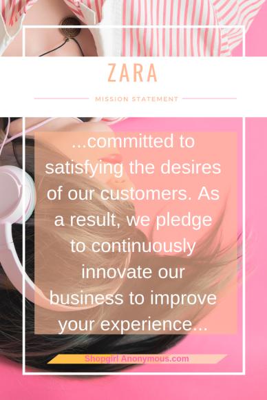 Zara Mission